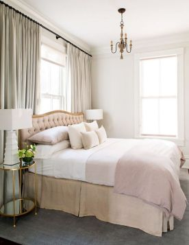 37+ Here's What I Know About Small Master Bedroom Makeover Ideas On A Budget 7