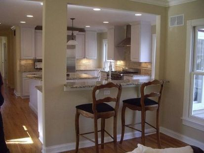 38+ A Fool's Guide To Load Bearing Wall Ideas Kitchen Revealed 15