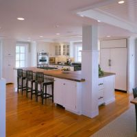 38+ A Guide to Load Bearing Wall Ideas Kitchen