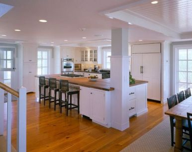 38+ A Fool's Guide To Load Bearing Wall Ideas Kitchen Revealed 3