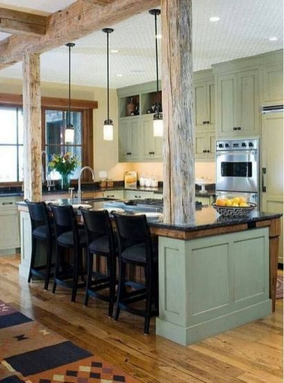 38+ A Fool's Guide To Load Bearing Wall Ideas Kitchen Revealed 389