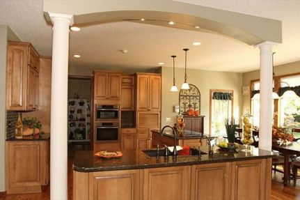 38+ A Fool's Guide To Load Bearing Wall Ideas Kitchen Revealed 396