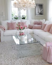 38+ The Simple Romantic Living Room Trap 122