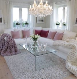 38+ The Simple Romantic Living Room Trap 125
