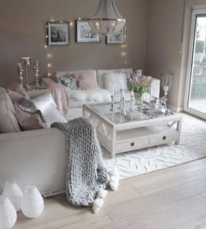 38+ The Simple Romantic Living Room Trap 81