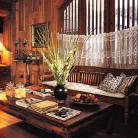 39+ Most Noticeable Joglo Living Space With Ethnic Styles