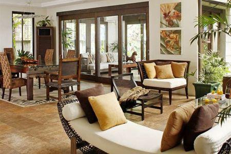 40+ Bali Living Room Interior Design At A Glance 339