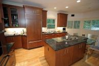 40+ Cherry Wood Kitchen Cabinets Options 154