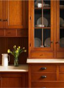 40+ Cherry Wood Kitchen Cabinets Options 162