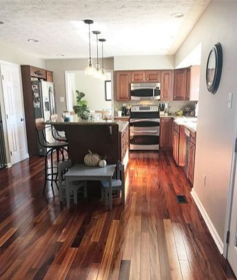 40+ Cherry Wood Kitchen Cabinets Options 199
