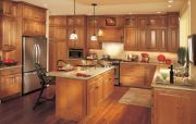 40+ Cherry Wood Kitchen Cabinets Options 252