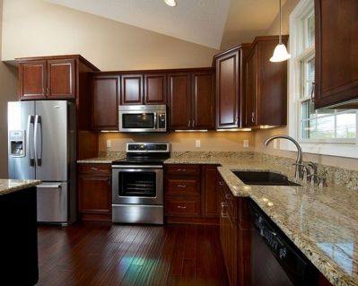 40+ Cherry Wood Kitchen Cabinets Options 321