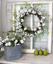 40+ Farmhouse Floral Arrangement , Ideas 2