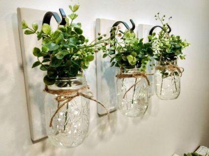 40+ Farmhouse Floral Arrangement , Ideas 49