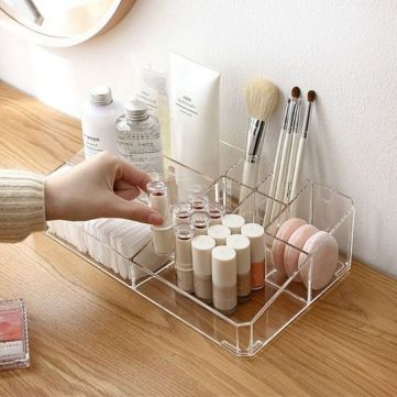 40+ Secret Shortcuts To Makeup Organization Only The Pros Know 13