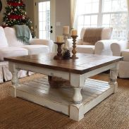40+ Surprising Facts About Farmhouse Coffee Table Decor Uncov 14