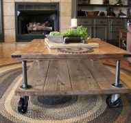 40+ Surprising Facts About Farmhouse Coffee Table Decor Uncov 176