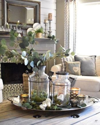 40+ Surprising Facts About Farmhouse Coffee Table Decor Uncov 27