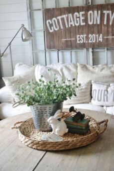 40+ Surprising Facts About Farmhouse Coffee Table Decor Uncov 44