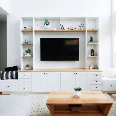 40+ What You Need To Do About Wall Unit Ideas Living Room 19