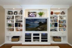 40+ What You Need To Do About Wall Unit Ideas Living Room 193