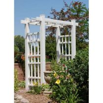 35+ Top Guide Of Metal Garden Arbor Trellis With Gate Scroll Design Arch Climbing Plants 172