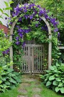 35+ Top Guide Of Metal Garden Arbor Trellis With Gate Scroll Design Arch Climbing Plants 32