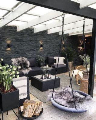 36+ Fresh And Creative Outdoor Patio Secrets 138