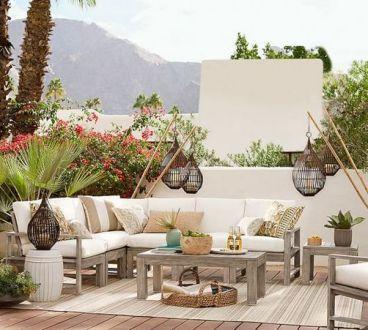 36+ Fresh And Creative Outdoor Patio Secrets 173