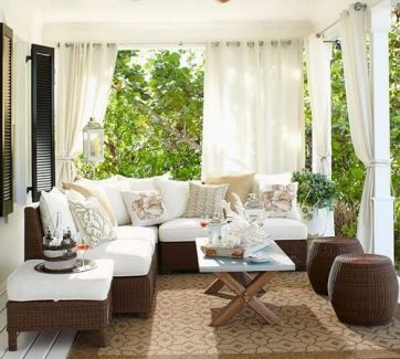 36+ Fresh And Creative Outdoor Patio Secrets 40