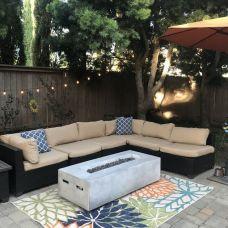 36+ Fresh And Creative Outdoor Patio Secrets 97