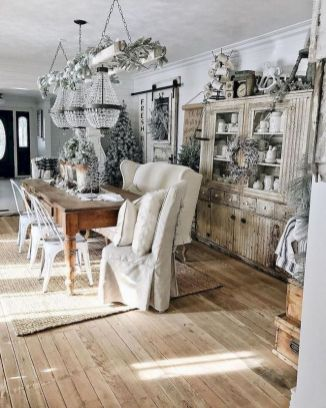 37+ Instant Solutions For Farmhouse Dinning Room 123