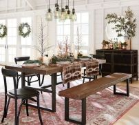 37+ Instant Solutions For Farmhouse Dinning Room 143