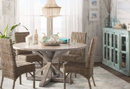 37+ Instant Solutions For Farmhouse Dinning Room 164