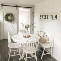 37+ Instant Solutions for Farmhouse Dinning Room