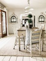 37+ Instant Solutions For Farmhouse Dinning Room 176