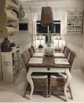 37+ Instant Solutions For Farmhouse Dinning Room 194