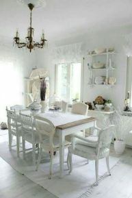 37+ Instant Solutions For Farmhouse Dinning Room 65