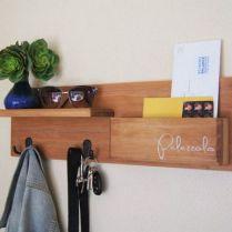 37+ The Nuiances Of Entryway Organizer Mail Key Holder Coat Rack Key Hooks Wall Coat Hook Shelf 318