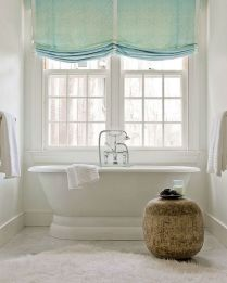 37+ Top Bathroom Drapery Ideas Secrets 244
