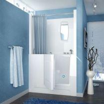 37+ Top Bathroom Drapery Ideas Secrets 245