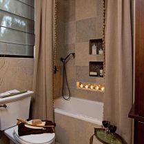 37+ Top Bathroom Drapery Ideas Secrets 51