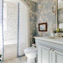 37+ Top Bathroom Drapery Ideas Secrets 67