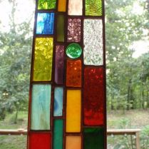 37+ Vital Pieces Of Stained Glass Home Design Ideas 108