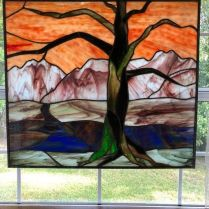 37+ Vital Pieces Of Stained Glass Home Design Ideas 125