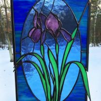 37+ Vital Pieces Of Stained Glass Home Design Ideas 184
