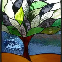 37+ Vital Pieces Of Stained Glass Home Design Ideas 234