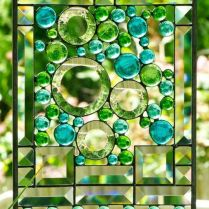 37+ Vital Pieces Of Stained Glass Home Design Ideas 254