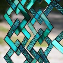 37+ Vital Pieces Of Stained Glass Home Design Ideas 275