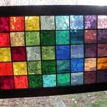 37+ Vital Pieces Of Stained Glass Home Design Ideas 287